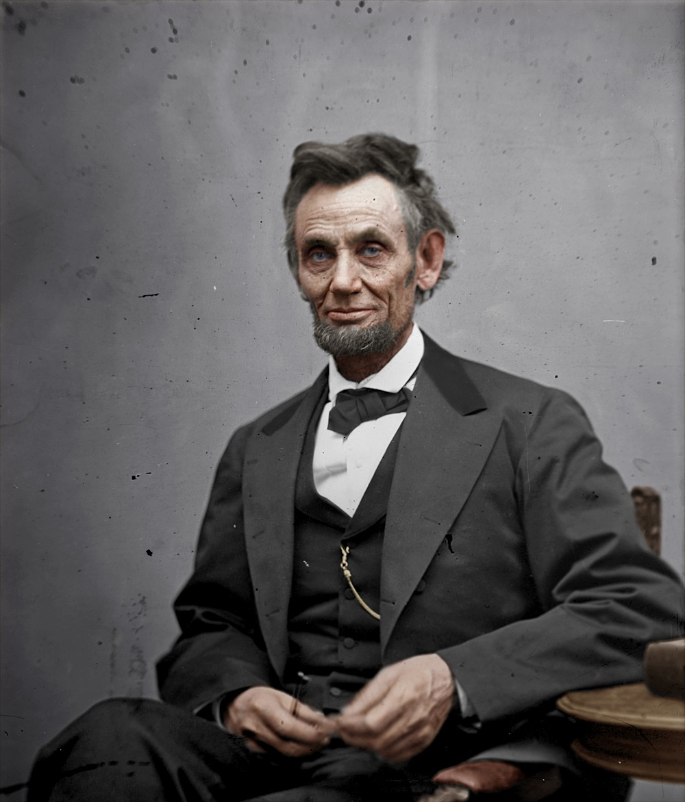 was abraham lincoln america's greatest president Abraham lincoln was rated the greatest president, with an average score of 95 out of 100, followed by george washington and franklin d roosevelt  391 members of the american political science .